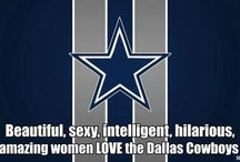 How 'Bout Them Dallas Cowboys Baby! / Dallas Cowboys  / by Karen ChiefChopaholic