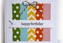 Birthday Ideas & cards