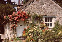 Old houses/castels/cottages