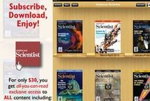 Gifts of and Subscriptions to Science! / Why not 'wow' your intended gift-receiver with scientific knowledge by surprising them with an American Scientist magazine subscription? / by American Scientist Magazine