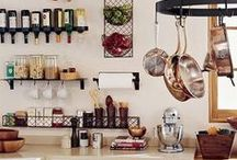 small kitchen / Kitchen: the heart of the home