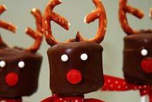 Joulukaramellit / Christmas candy / Jouluisia namuja ja mellejä, ideoita ja ohjeita.