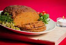 Kasvisruoat / Vegetarian Christmas / Kasvisruokia joulupöytää keventämään tai kasvissyöjää täyttämään. Osa resepteistä täysin vegaanisia!