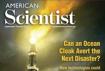 2015 Magazine Covers / by American Scientist Magazine