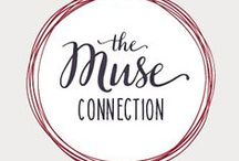 The Muse Connection / Pins for inspirations, ideas, creativity, colour & community. Find more musings at our next meetup. http://bit.ly/1zFuTv5 / by Helen Stewart {Curious Handmade}