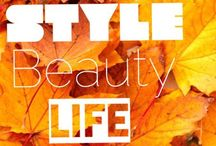 Style | Beauty | Life / Style, Beauty & Fashion Board. To join the board please follow and send your request on a Pinterest message or a tweet!