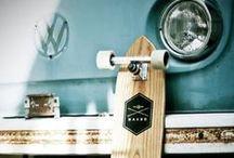 BOARDING. / Surf/Skate design