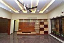 Residence Mr. Vikram Das / Photos of the interior works done