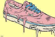 Art of Vans / vans shoes art