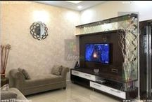 """Residence: Mr. Anil Kumar, Jayanagar / Mr & Mrs Vani Anil Kumar : """"The creativity, design and workmanship is Fantastic. We could not believe our old house make over would turn out like this.  * Really beautiful Designs * Totally committed towards Quality and Customization of the interiors as per existing floor plan. * Quality of material and final finishing is very good * Time bound completion and great care in meeting the owner's preferences Finally, Outcome is AWESOME!""""  We thank Mrs. Vani for the feedback."""