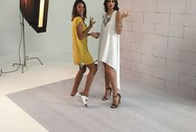 Behind the Scenes at Indie XO Shoots / Here is a look at what goes on behind the scenes here at Indie XO! We are having a blast and working hard at the same time!