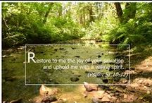Ministry in the Outdoors / Resources for chaplains, outdoor ministry ideas, and inspiration to worship in God's creation