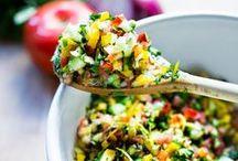 Salad, Salad / Healthy and easy salad recipes