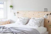 · BEDROOM · / · design · organization · master bedroom · styling · home improvement ·