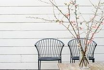 · OUTDOOR SPACES · / · balcony · garden · patio · design · inspiration · small · outdoor dining · outdoor lounge · for kids · home improvement ·