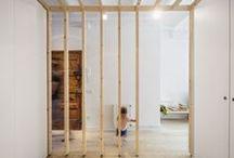 · PARTITIONS · / · room dividers · walls · design · remodel · renovation · ideas · home improvement ·