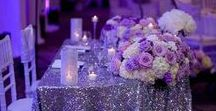 Pantone 2018 Ultra Violet Wedding Inspiration! / So Pantone released it's 2018 colour of the year which is Ultra Violet... 2018's colour of the year is all about being bold, making a statement and about individuality.   2018 is all about being bold and expressive, so let's go have fun with it and explore all the possibilities of how to add this to wedding looks... We're sure the possibilities will be endless!!