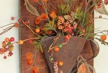 Wreaths, Swags, and More / What a neat way to say WELCOME / by Johnnie Thomas