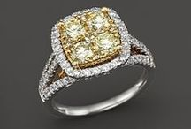 Couture: Engagement Rings / Find the engagement ring of your dream!