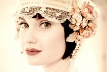 20s Wedding Ideas / Get your Gatsby on with a 1920s inspired wedding.