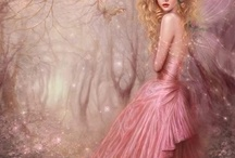 Fées/Fairies / by Rose Framboise
