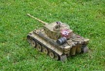 Rc Tank / Tank modellezésel kapcsolatos képek.