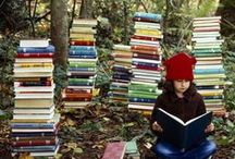books......... / by Amanda Maples