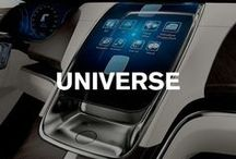 Volvo Concept Universe / Concept Universe - the new design study from Volvo / by Volvo Car South Africa