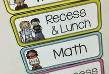 Classroom Management / Resources for teachers, specifically routines, discipline, and procedures for the classroom.