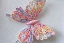Paper quilling / by Janina