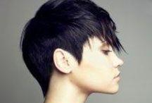 Edgy haircuts!