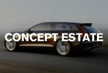 The Volvo Concept Estate – A Look Within / Cutting edge technology meets graceful aesthetics. Introducing an all-new user interface. Discover the Volvo Concept Estate: http://bit.ly/1f1DWsJ / by Volvo Car South Africa