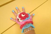 My Crochet Accessories & Jewellery / Crochet Accessories & Jewellery