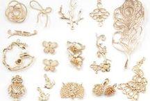 Collection Flash Or / Apprêts en laiton, Flash Or, en exclusivité sur notre site internet  pour la création de vos bijoux : http://www.franceperles.com/