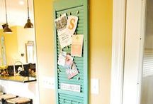 Home Sweet Home / Decoration and Organization