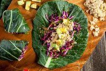 blooms // salads