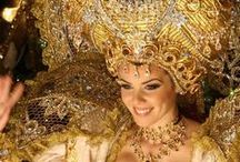 Tenerife: Carnival / Get yourself in the party mood! Why not find a carnival when you are in Tenerife!