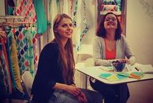 Kind + Jugend 2014 Cologne / Take a look how Kind + Jugend 2014 - the biggest global fair for the baby and toddler outfitting sector look like...how we prepared for it, who we met at the trade show, what we saw in Cologne :)