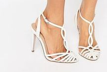 Couture: Heels / all the satorial inspiration for a perfect bridal look. brides and guests are equally welcome