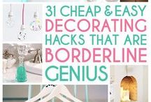 Home Hacks / Little hacks to make every home better