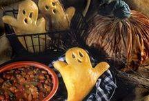 HALLOWEEN / Halloween recipes and ideas!