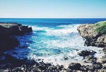 - sea salt -