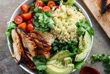 Lunch & Dinner Ideas