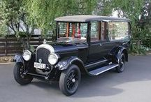 Funeral Vehicles / There are a wide variety of funeral vehicles available