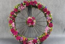 Funeral Floral Arrangements / Floral Arrangements