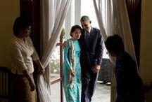 Myanmar Scene