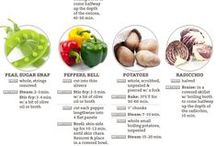Vegetables / Vegetable recipes for all that good local produce you grow and buy at farmers markets.