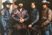 all for one / The Musketeers <3