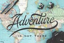 wanderlust / places i wanna go