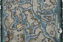 Collection of RPG maps & more